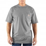 CARHARTT: FR Work Dry Cotton S/S T shirt