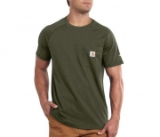 Force™ Cotton Short-Sleeve T-Shirt