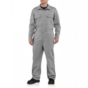 Men's Flame Resistant Traditional Twill Coverall