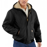 Men's Flame-Resistant Duck Active Jacket/Quilt Lined