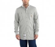 Men's Original Fit, Lightweight FR Cotton Button Down That Fight