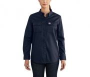 WOMEN'S:  FR RUGGED FLEX TWILL SHIRT