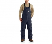 FR QUICK DUCK® BIB OVERALL/QUILT-LINED