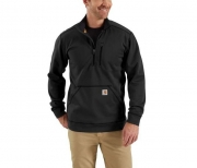 Men's Force Extremes Mock-Neck Half-Zip Sweatshirt