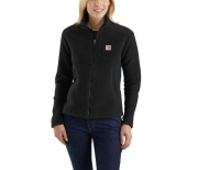 Carhartt W YORKLYN MOCK NECK FULL-ZIP SWEATSHIRT