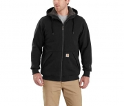 RAIN DEFENDER® ROCKLAND SHERPA-LINED HOODED SWEATSHIRT