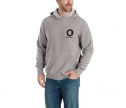 FORCE® DELMONT GRAPHIC HOODED SWEATSHIRT
