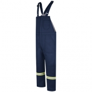 Deluxe Insulated Bib Overall with Reflective Trim - EXCEL FR Com