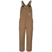 Brown Duck Bib Overall