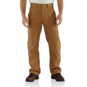 Mens' Flame-Resistant Duck Work Dungaree