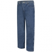 Loose Fit Stone Washed Denim Jean - EXCEL FR