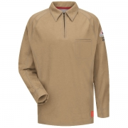 iQ Series Long Sleeve Polo