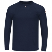 Long Sleeve Tagless T-shirt