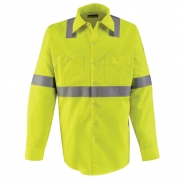 Hi-Visibility Work Shirt - CoolTouch