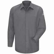 Concealed-Gripper Pocketless Shirt - CoolTouch