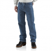Flame-Resistant Relaxed-Fit Utility Jean